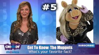 Get to Know The Muppets - Fun Facts and Trivia