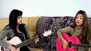 Karen Luana e Claudia... hino 17