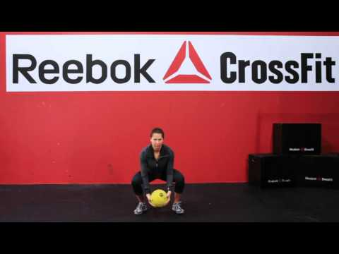 "Reebok CrossFit ONE Movement Demo ""Slamball"""