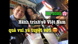 71⛩ Review nhà mẹ vợ & Hành trình về Việt Nam quá vui quá tuyệt vời