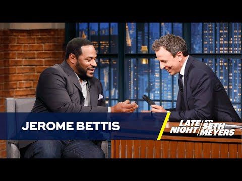 Jerome Bettis Remembers His NFL Hall of Fame Induction