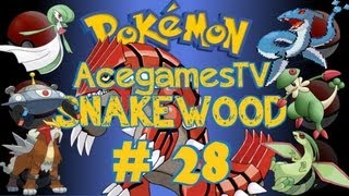 Pokémon Snakewood Walkthrough part 28: Abandoned Mine!