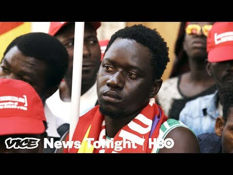 Migrant Tomato Workers Are Dying Under Mafia-Like Control (HBO)