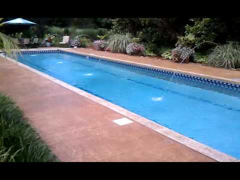Springfield Missouri Swimming Pool Builder - Gorgeous Lap Pool in Springfield Missouri #1