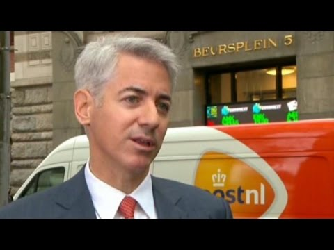 Bill Ackman's IPO: Pershing Raised This Cash to Spend It