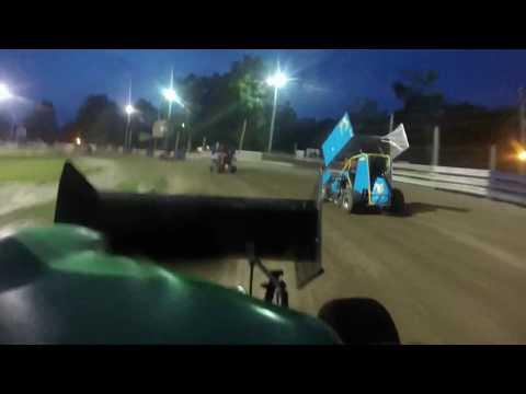 Starlite Speedway 2018 600cc Championship Heat Race