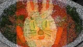 украшение салатов.wmv