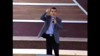 Palestra sobre superação, perseverança, esforço, empregabilidade e sucesso - Rubens Teixeira