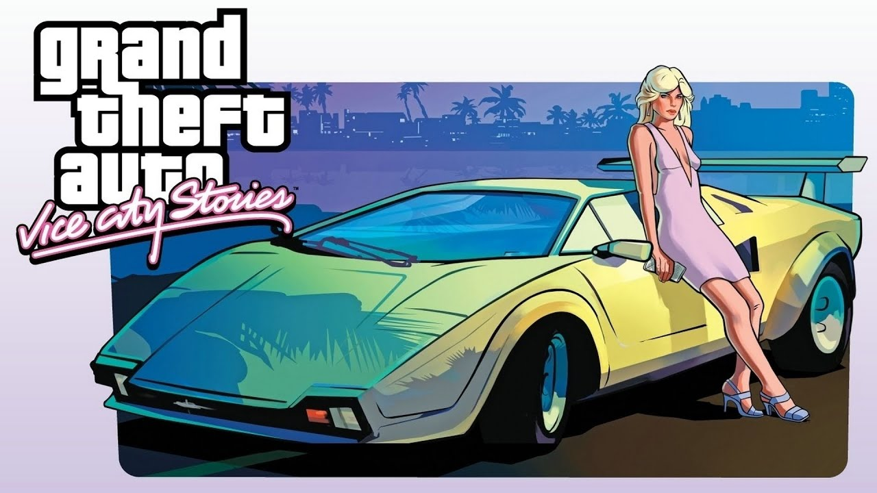 Miami Vice City Lamborghini Countach Vs Porsche Carrera Rs Youtube