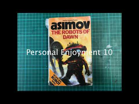 The Robots of Dawn by Isaac Asimov Book Review