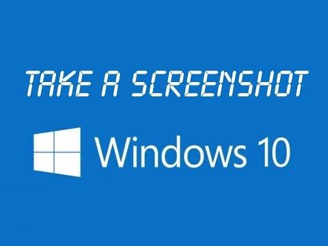 how to take youtube screenshots