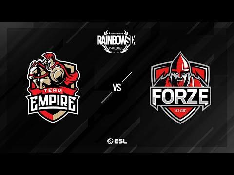 Team Empire vs forZe vod