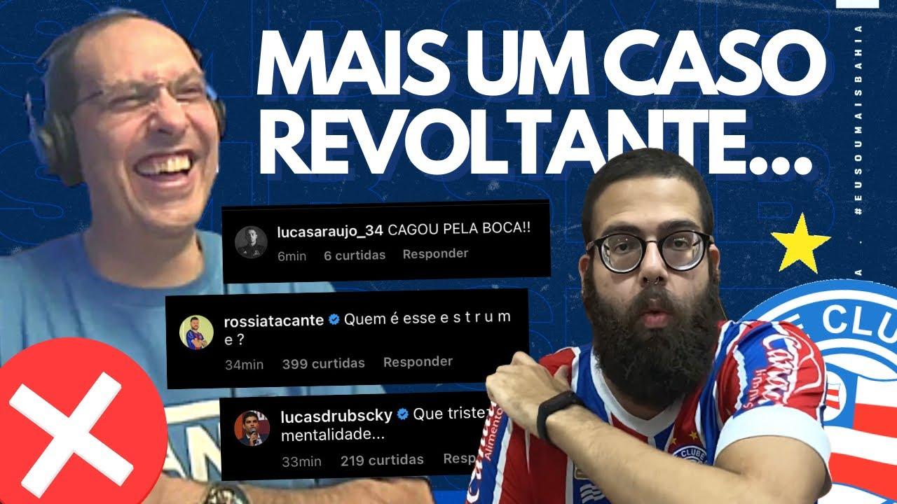 Download 🤬 REPUGNANTE! RADIALISTA PAULISTA CHAMA TIMES NORDESTINOS E COPA DO NORDESTE DE LIXO! ATÉ QUANDO?