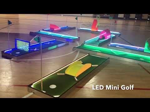 Milco Mfg, LLC LED Golf Video