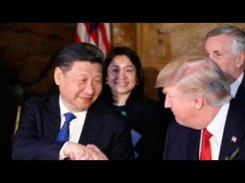 Trump considers trade actions against China