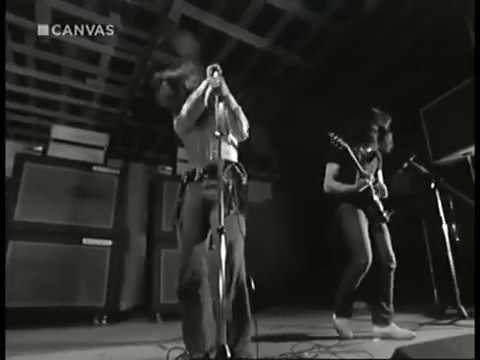 "Black Sabbath - ""Paranoid""  Live at Bilzen Pop Festival Aug 21 1970"