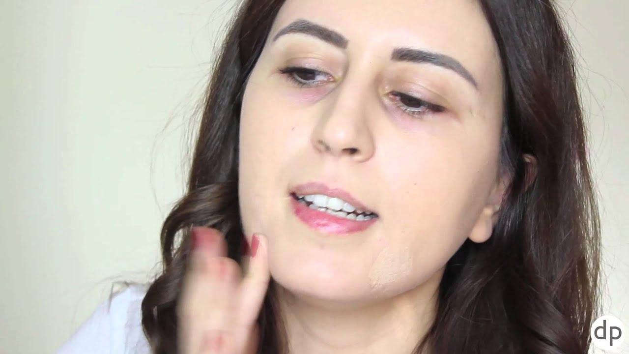 Acemilere Günlük Makyaj Uygulamaları