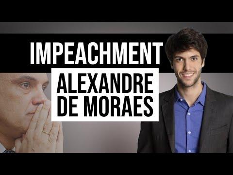 URGENTE: Abaixo-assinado para IMPEACHMENT de Alexandre de Moraes (STF)