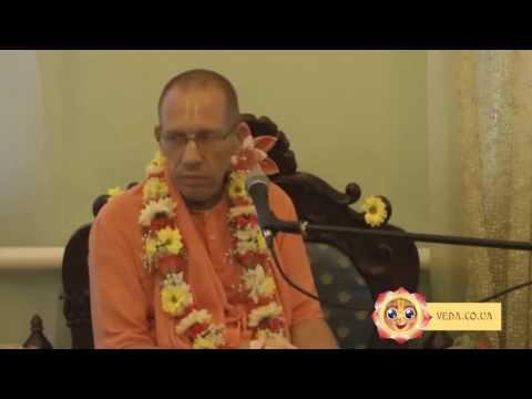 Бхагавад Гита 14.4 - Бхакти Вайбхава Свами