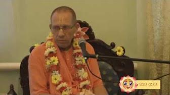 Бхагавад Гита 14.4 - Бхактивайбхава Свами