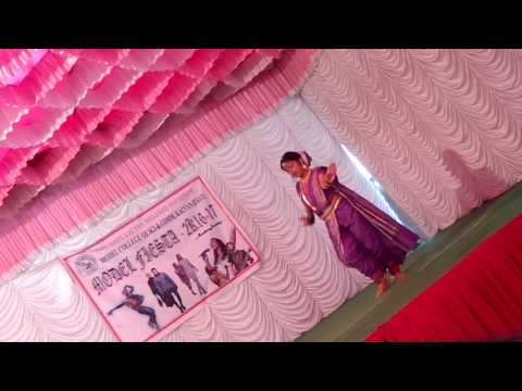 Annual function of model college kalyan