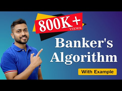 Deadlock Avoidance Banker's Algorithm with Example | Operating System