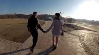 Свадьба Ирины и Игоря ♡ 19.11.2014 ♡ [Осень, Москва, Царицыно]