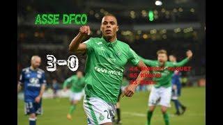 AS Saint-Etienne - Dijon FCO 3-0 Le résumé