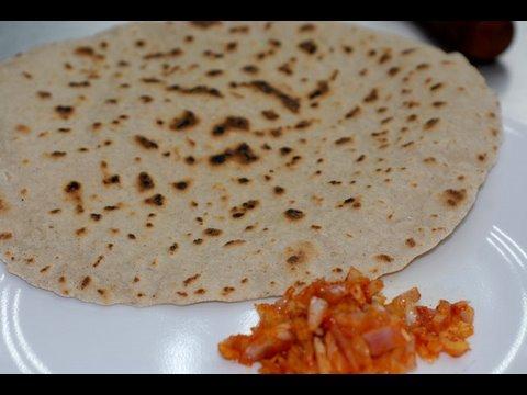 jowar ki roti - By Vahchef @ Vahrehvah.com