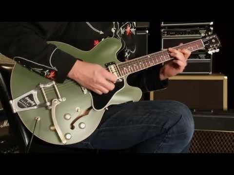 Gibson Memphis Chris Cornell ES-335 Signature  •  SN: 10473720 Mp3