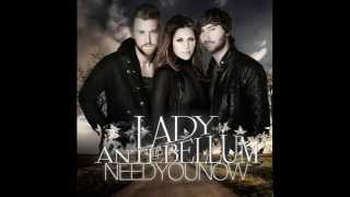 Lady Antebellum - Need You Now (iTunes Live Session)