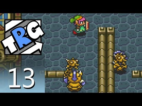 The Legend of Zelda: A Link to the Past – Episode 13: Hassle in Hyrule Castle
