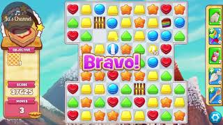 Cookie Jam   Level 121 - 130   Match 3 Games & Free Puzzle Game   Jet's Channel screenshot 3