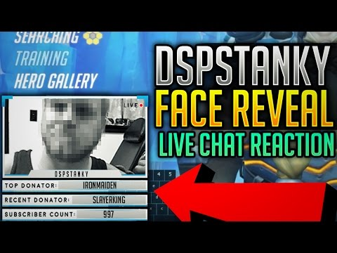 THE BEST LUCIO DSPSTANKY FACE REVEAL (LIVE CHAT REACTION)