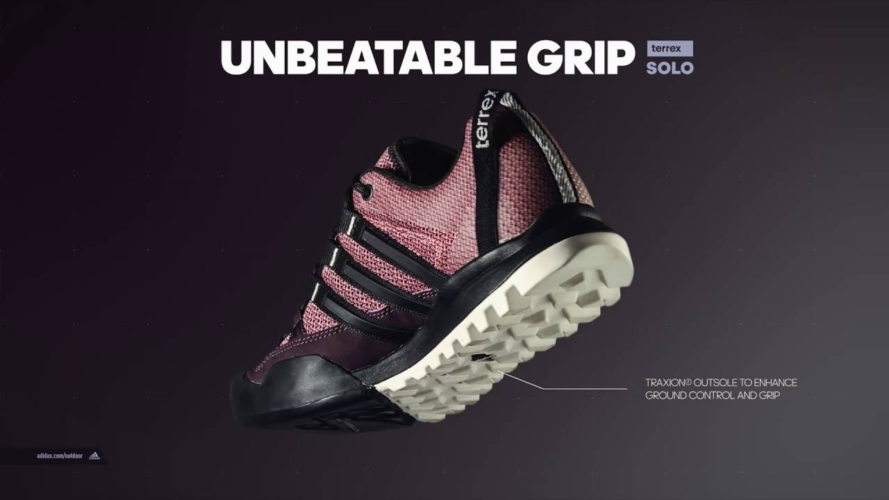 Chaussures Adidas Terrex Solo 2016