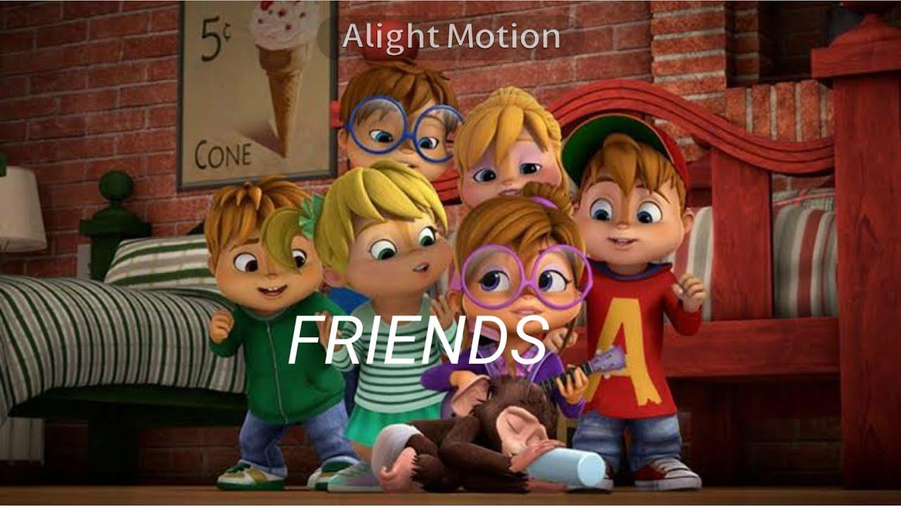 Download Alvinnn And The Chipmunks Friends