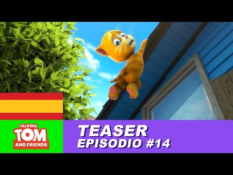 ESTE JUEVES en Talking Tom and Friends (Teaser del Episodio 14)
