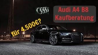 Audi A4 B8 Kaufberatung 2008-2015 typische Probleme - G Performance