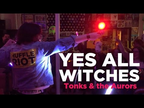 YES ALL WITCHES - Tonks & the Aurors