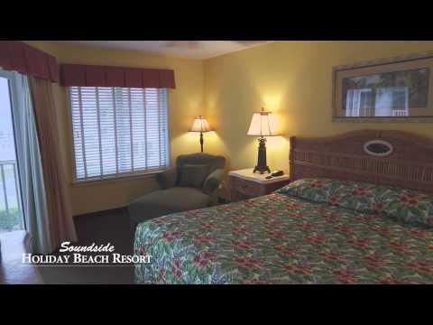 Pensacola Soundside Holiday Beach Resort Virtual Tour 2014