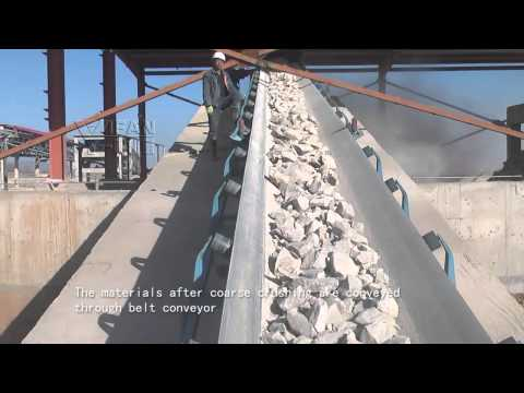 Sand And Gravel Aggregate Production Line,quarry Plant,stone Production Line - YIFAN Machinery