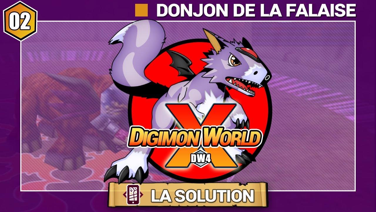 Digimon World X [PS2] | Solution Vidéo #02 | [SOUS-TITRES FR]
