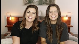 SISTER TAG with Jess Conte