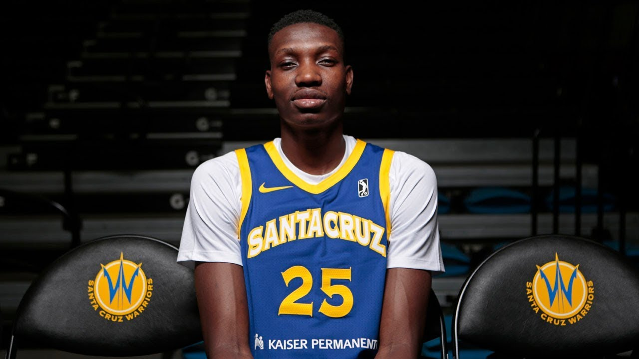 newest 306d9 cd96c The Chris Boucher Story: Grind Now, Shine Later