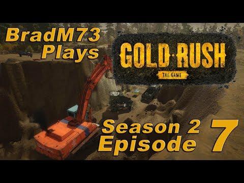GOLD RUSH: THE GAME - PC Gameplay - Season 2 - Episode 7 - TIER 3 SETUP Part 2
