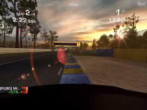 Cup 4 laps Le Mans Audi R8