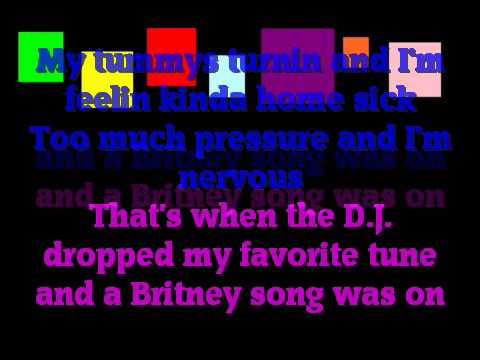 Miley Cyrus - Party in the USA // with Lyrics (Sing-Along) for two people