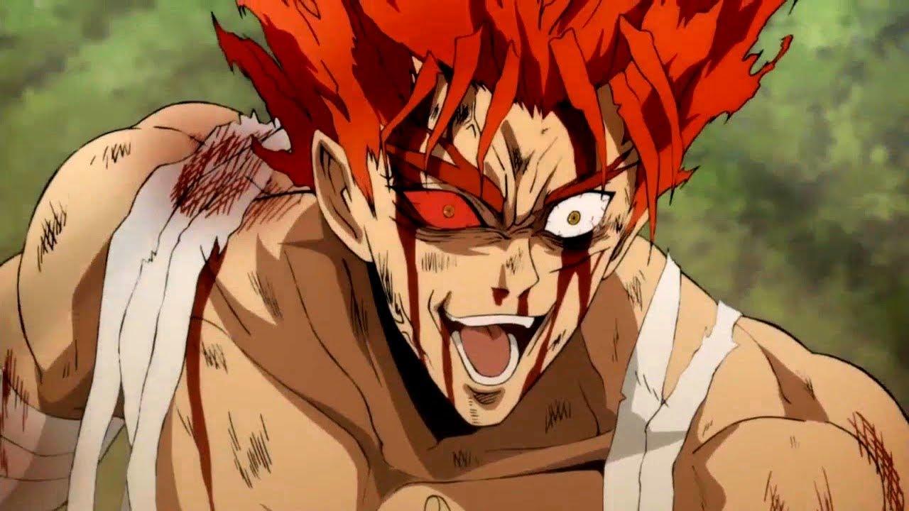 One Punch Man Amv Hero Hunter Garou Youtube