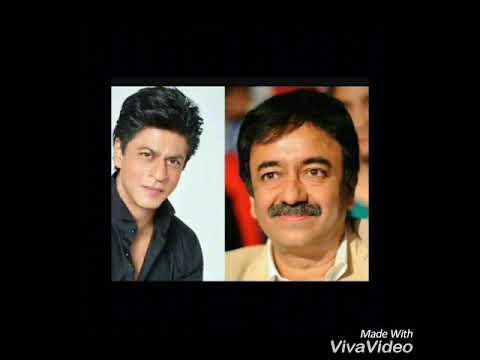 Shahrukh khan next movie with rajkumar hirani