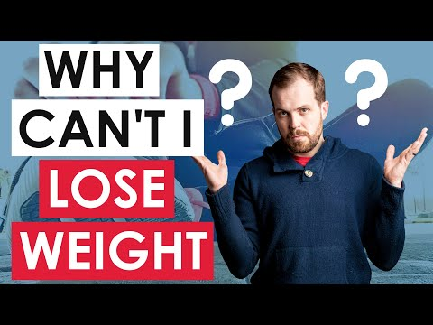 Eating Healthy and Exercising but NOT Losing Weight [HERE IS WHY]